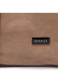 Beżowa torebka klasyczna QUAZI klasyczna