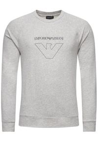 Emporio Armani Underwear Bluza 111062 0P575 0004 Szary Regular Fit. Kolor: szary