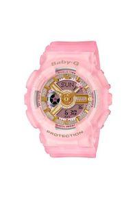Różowy zegarek Baby-G