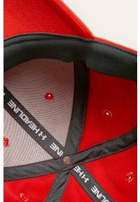 Czerwona czapka z daszkiem Under Armour