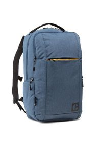CATerpillar Plecak Quest Adventure 83765-1012 Niebieski. Kolor: niebieski