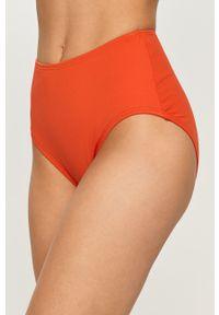 Kate Spade - Figi kąpielowe. Kolor: pomarańczowy. Materiał: materiał