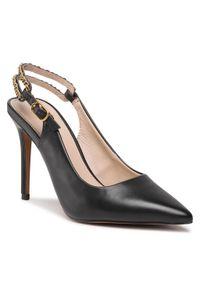 Czarne sandały Marciano Guess