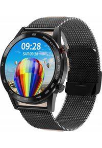 Smartwatch Bakeeley DT95 Czarny. Rodzaj zegarka: smartwatch. Kolor: czarny