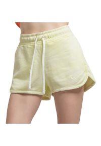 Nike NSW Short Wsh > BQ8027-335. Materiał: bawełna, materiał, poliester. Wzór: aplikacja