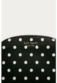 Czarna listonoszka Kate Spade na ramię, mała