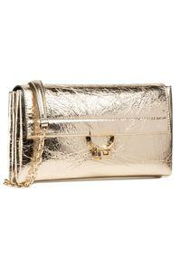 Złota torebka Coccinelle