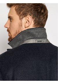 Niebieski płaszcz przejściowy JOOP! #7