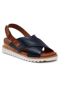 Niebieskie sandały Ara