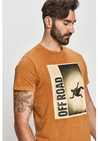 T-shirt Pepe Jeans casualowy, na co dzień