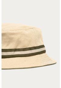 Beżowy kapelusz Kangol