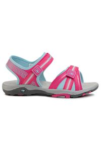 Różowe sandały KangaRoos na lato