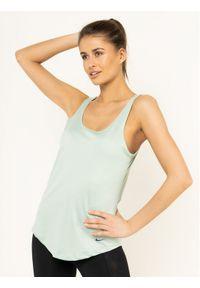 Nike Koszulka techniczna Dri-Fit BV4416 Zielony Standard Fit. Kolor: zielony. Technologia: Dri-Fit (Nike)