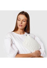 Versace Jeans Couture Torebka E1VWABRX Biały. Kolor: biały