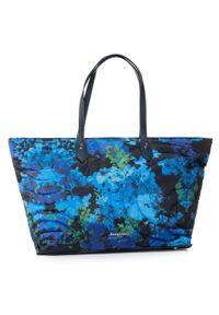 Niebieska torebka klasyczna Desigual klasyczna