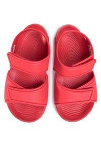 Adidas - Sandały adidas - Altaswim C EG2136 Scarle/Ftwwht/Scarle. Kolor: czerwony. Sezon: lato