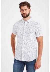 Koszula Armani Exchange elegancka, na co dzień