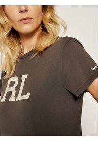 Brązowy t-shirt Polo Ralph Lauren polo