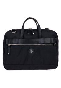 Czarna torba U.S. Polo Assn