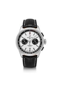 BREITLING ZEGAREK PREMIER AB0118221G1P2. Rodzaj zegarka: cyfrowe. Materiał: skóra. Styl: klasyczny, elegancki, casual