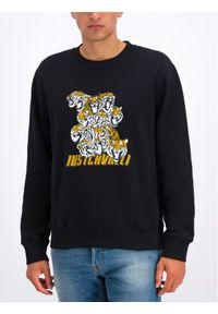 Czarna bluza Just Cavalli