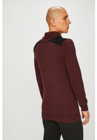 Brązowy sweter medicine casualowy, na co dzień