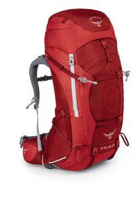 Czerwony plecak OSPREY