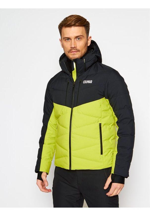Kurtka sportowa Colmar w kolorowe wzory, narciarska