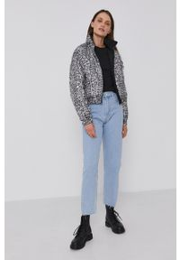 Calvin Klein - Jeansy. Stan: podwyższony. Kolor: niebieski