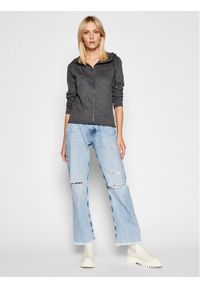 Pepe Jeans Bluza Anne PL581104 Szary Regular Fit. Kolor: szary