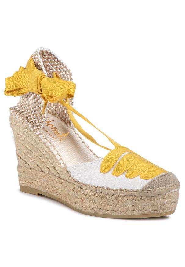 Beżowe sandały Vidorreta na co dzień