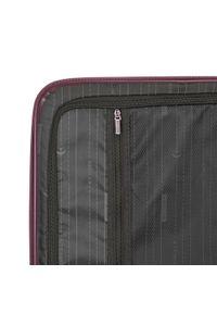 Fioletowa walizka Wittchen