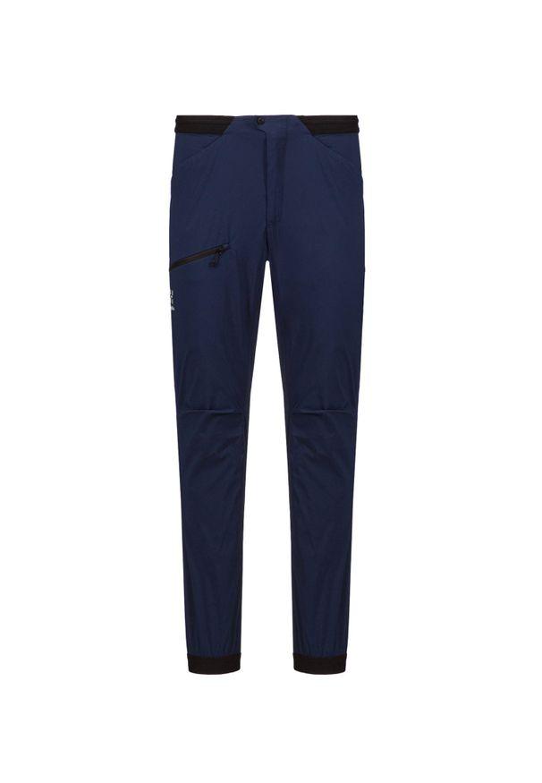 Haglöfs - Spodnie HAGLOFS L.I.M FUSE PANT MEN. Materiał: tkanina, materiał. Sport: fitness