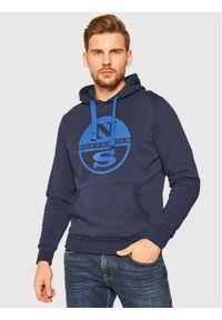 North Sails Bluza Graphic 691543 Granatowy Regular Fit. Kolor: niebieski