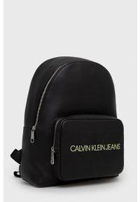 Calvin Klein Jeans - Plecak. Kolor: czarny