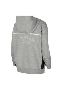 Bluza dla kobiet Nike Sportswear FT Archive RMX CU6386. Typ kołnierza: kaptur. Materiał: tkanina, bawełna, poliester. Sezon: jesień