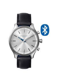 Kronaby Połączony wodoodporny zegarek A1000-0657 szekli. Styl: retro