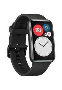 Czarny zegarek HUAWEI smartwatch #6