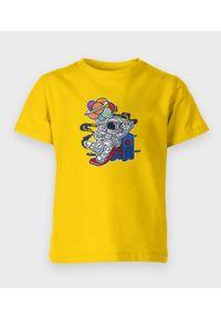 MegaKoszulki - Koszulka dziecięca Astro chill. Materiał: bawełna