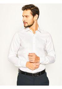 Biała koszula biznesowa Pierre Cardin