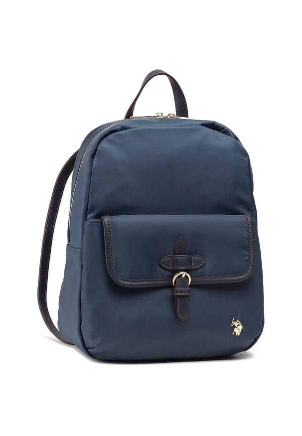 U.S. Polo Assn - Plecak U.S. POLO ASSN. - Houston S Backpack Bag BIUHU4924WIP212 Navy. Kolor: niebieski. Materiał: materiał. Styl: klasyczny
