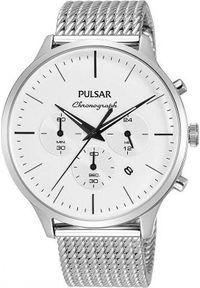 Zegarek Pulsar Zegarek Pulsar męski chronograf PT3891X1 uniwersalny