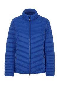Niebieska kurtka Cellbes krótka, elegancka