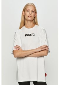 Biała bluzka Prosto. na co dzień, casualowa