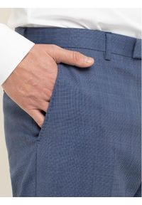 Niebieskie spodnie garniturowe JOOP! #5