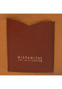 Brązowa torebka worek Hispanitas
