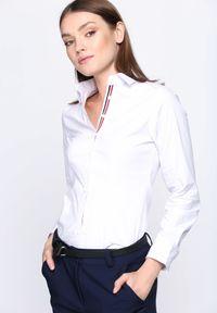 Born2be - Biała Koszula The Greatest. Kolor: biały