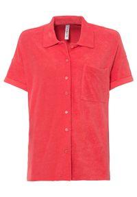 Bluza bonprix koralowy. Kolor: czerwony