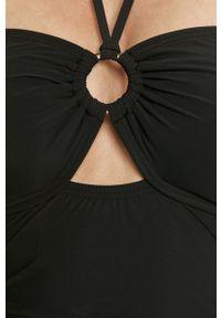 Czarny strój kąpielowy Kate Spade