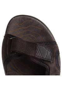 Czarne sandały trekkingowe Lowa #7